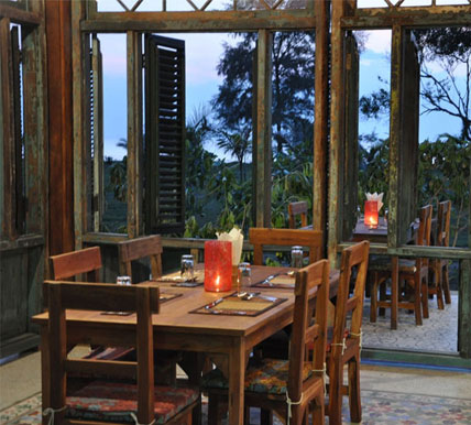 thailand eco resort restaurant